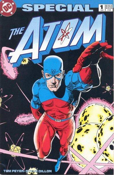 The Atom Special #1 – 2 (1993-1995)