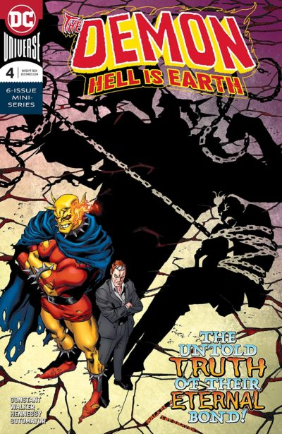 The Demon – Hell Is Earth #4 (2018)
