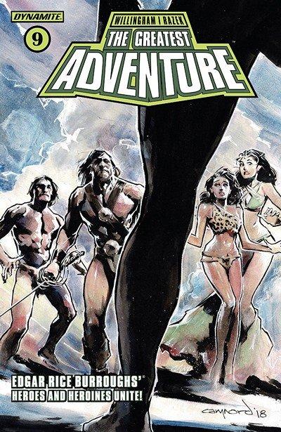 The Greatest Adventure #9 (2018)