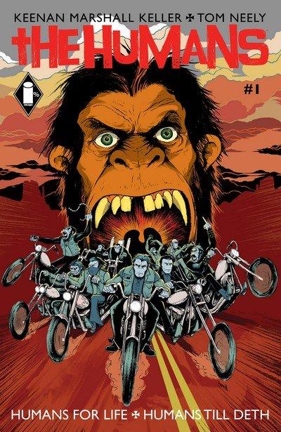 The Humans #1 – 10 + TPB Vol. 1 – 2 (2014-2016)