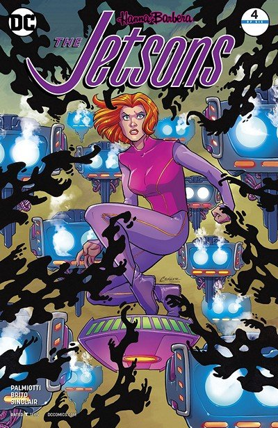 The Jetsons #4 (2018)