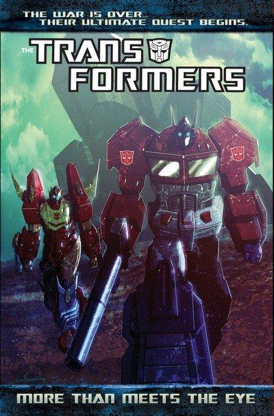 The Transformers – More Than Meets the Eye Vol. 01-10 (TPB) (2012-2016)