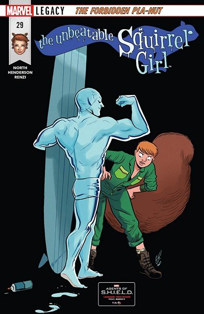 The Unbeatable Squirrel Girl #29 (2018)