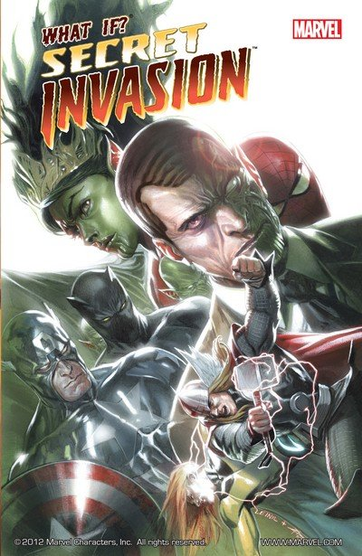 What If – Secret Invasion (TPB) (2010)