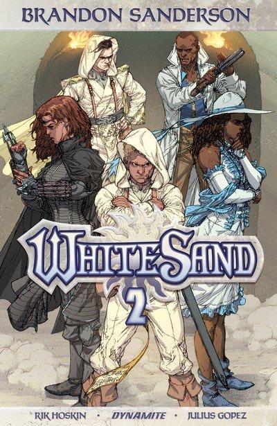 White Sand Vol. 2 (2018)