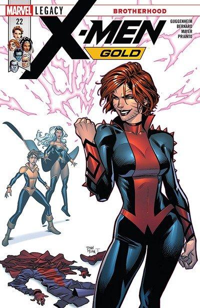 X-Men Gold #22 (2018)