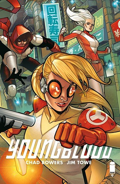 Youngblood #9 (2018)