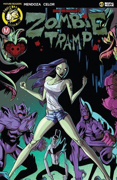 Zombie Tramp #43 (2018)