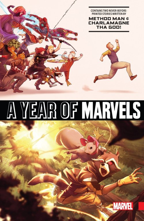 A Year Of Marvels (TPB) (2017)