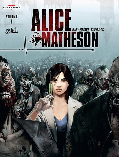 Alice Matheson Vol. 1 – 5 (2016)