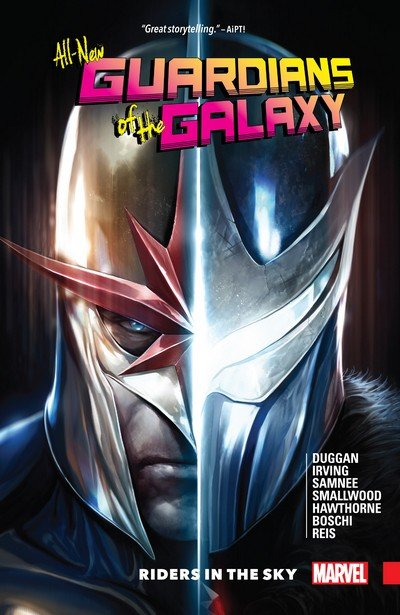 All-New Guardians Of The Galaxy Vol. 2 – Riders In The Sky (TPB) (2018)