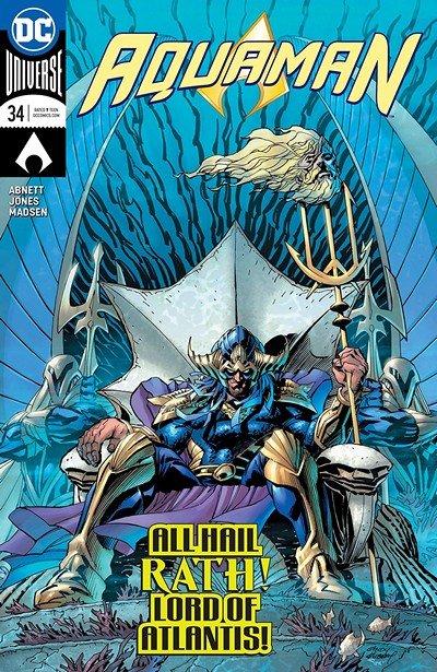 Aquaman #34 (2018)