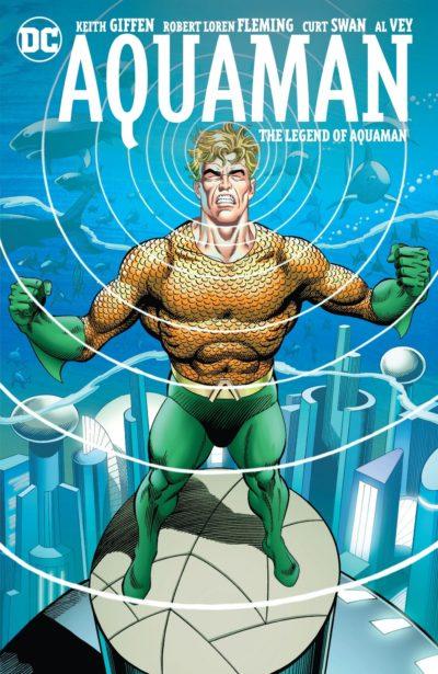Aquaman – The Legend of Aquaman (2018)