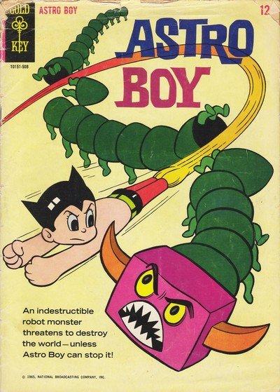 Astro Boy #1 (1965) (Gold Key)