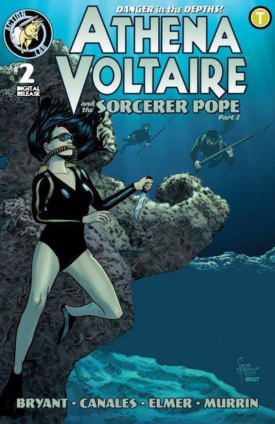 Athena Voltaire #2 (2018)