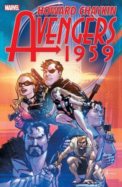 Avengers 1959 (TPB) (2012)