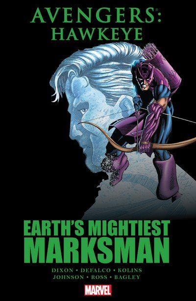 Avengers – Hawkeye – Earth's Mightiest Marksman (TPB) (2012)