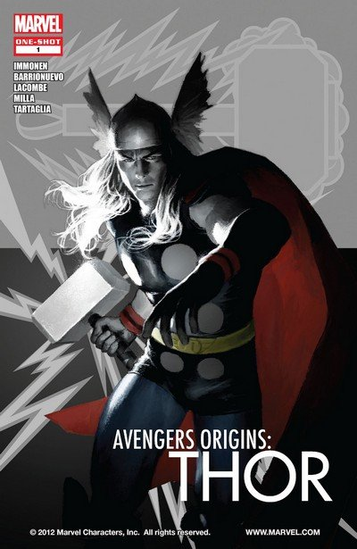 Avengers Origins Vol. 1 (One-shot Collection) (2011)