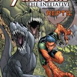 Avengers – The Initiative Featuring Reptil (2009)