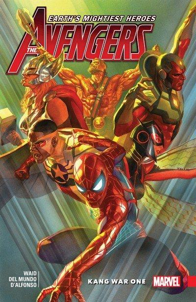 Avengers – Unleashed Vol. 1 – Kang War One (TPB) (2017)