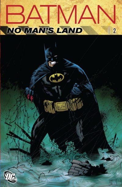 Batman – No Man's Land Vol. 1 – 4 (TPB) (2011-2012)