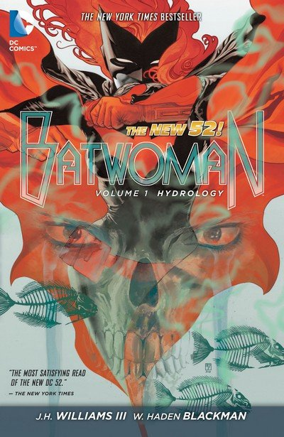 Batwoman Vol. 1 – 6 (TPB) (New 52) (2012-2015)