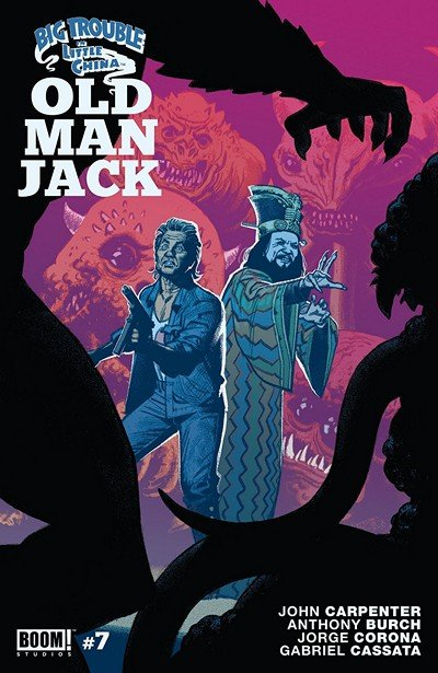 Big Trouble In Little China – Old Man Jack #7 (2018)