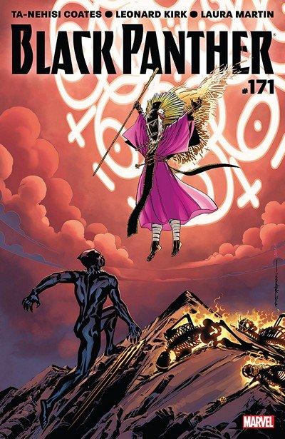 Black Panther #171 (2018)