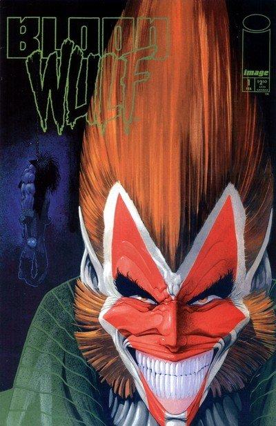 Bloodwulf #1 – 4 (1995)