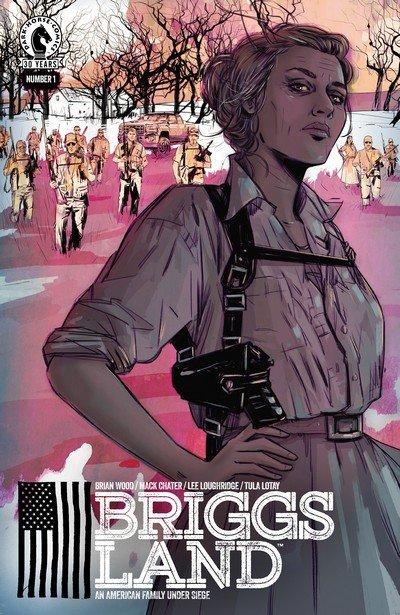 Briggs Land Vol. 1 #1 – 6 + TPB (2016-2017)