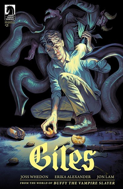 Buffy Season 11 – Giles #2 (2018)