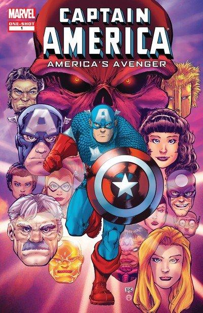 Captain America – America's Avenger (2011)