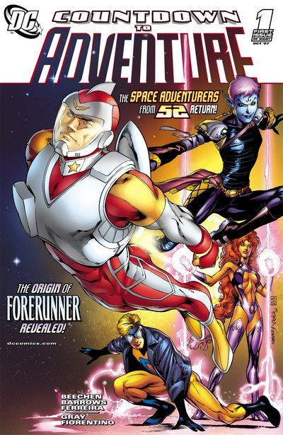 Countdown to Adventure #1 – 8 (2007-2008)