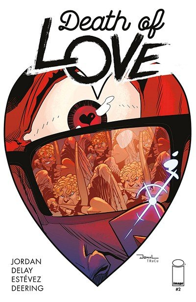 Death Of Love #2 (2018)