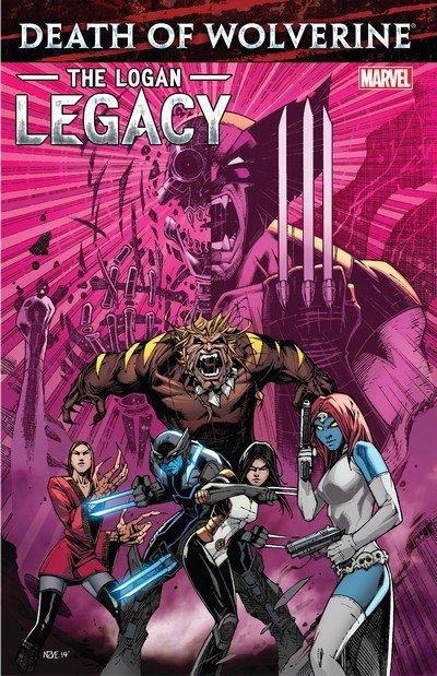 Death of Wolverine – The Logan Legacy (TPB) (2015)