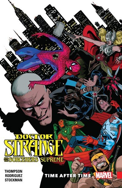 Doctor Strange and the Sorcerers Supreme Vol. 2 – Time After Time (2017)