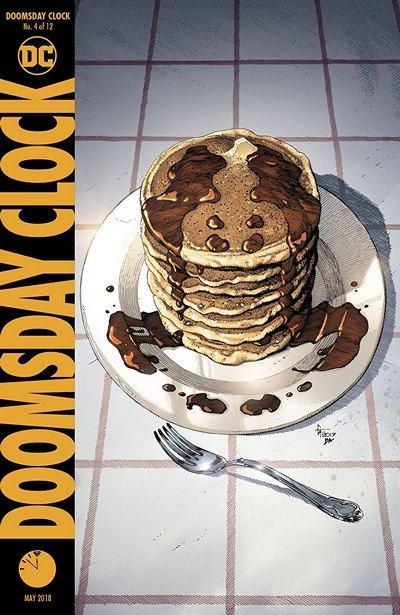 Doomsday Clock #4 (2018)