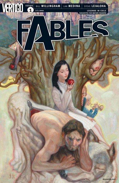Fables #1 -150 + TPB Vol. 1 – 22 (2002-2015)