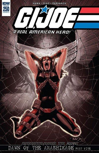 G.I. Joe – A Real American Hero #250 (2018)