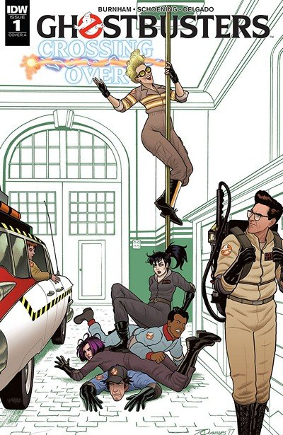 Ghostbusters – Crossing Over #1 (2018)