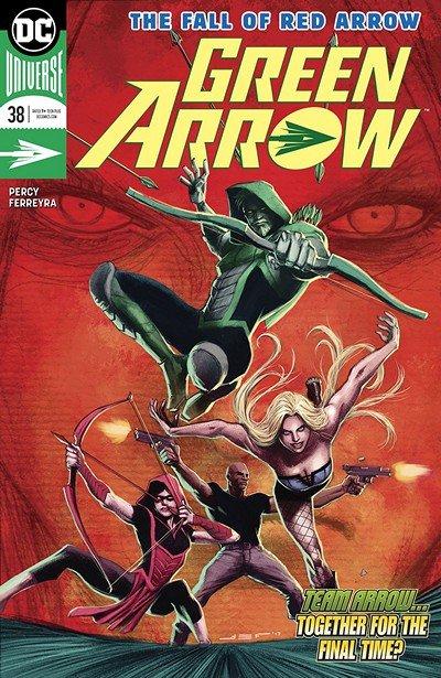 Green Arrow #38 (2018)