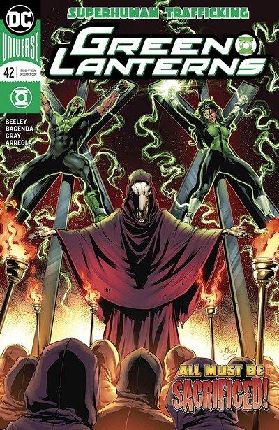 Green Lanterns #42 (2018)