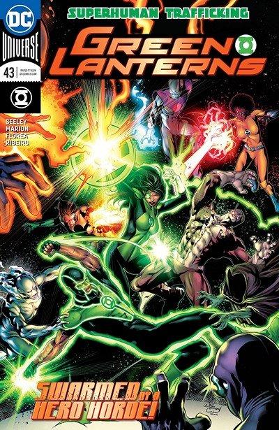 Green Lanterns #43 (2018)