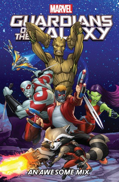 Guardians of the Galaxy – An Awesome Mix (2017)
