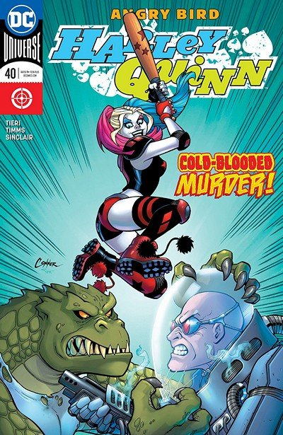 Harley Quinn #40 (2018)