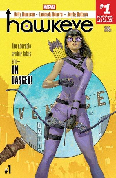 Hawkeye Vol. 5 #1 – 16 + TPBs (2017-2018)