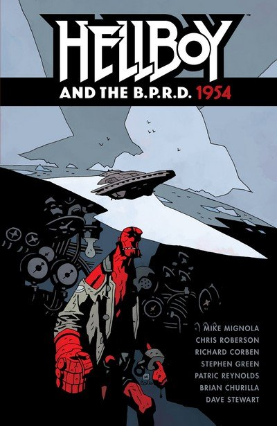 Hellboy and the B.P.R.D. – 1954 (TPB) (2018)