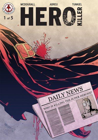 Hero Killer #1 – 6 (2016-2018)