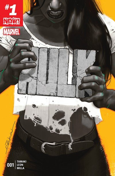 Hulk #1 – 11 + She-Hulk #159 – 163 (2017-2018)