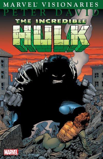 Hulk Visionaries – Peter David Vol. 1 – 6 (2007-2009 + 2015-2018)